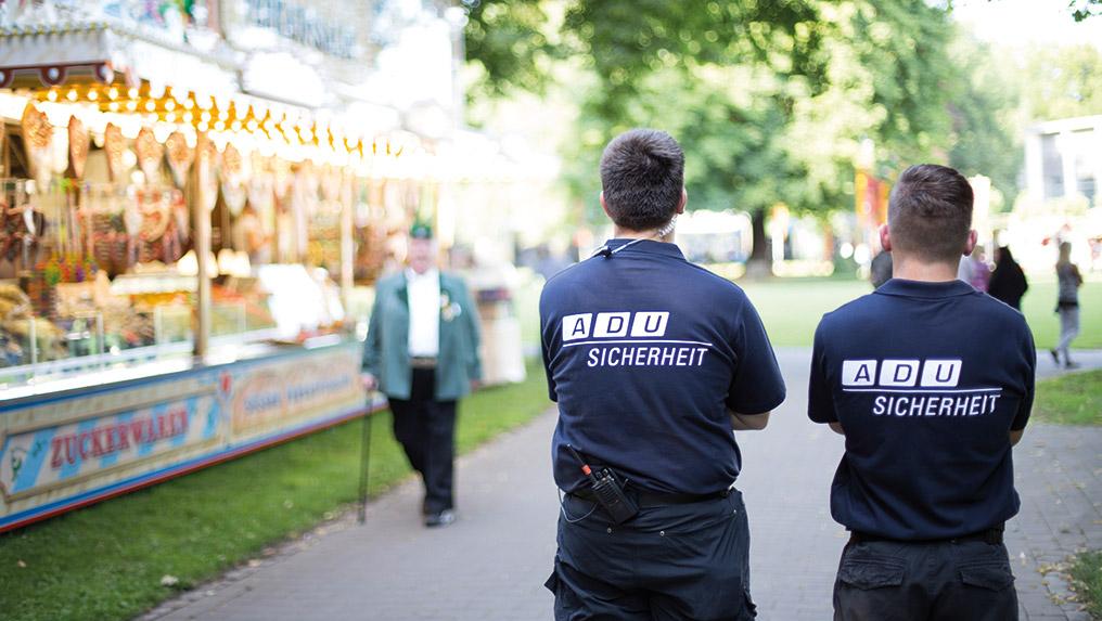 ADU beim Schützenfest in Paderborn