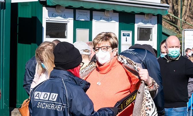 Revierwachdienst - ADU Sicherheitsdienst