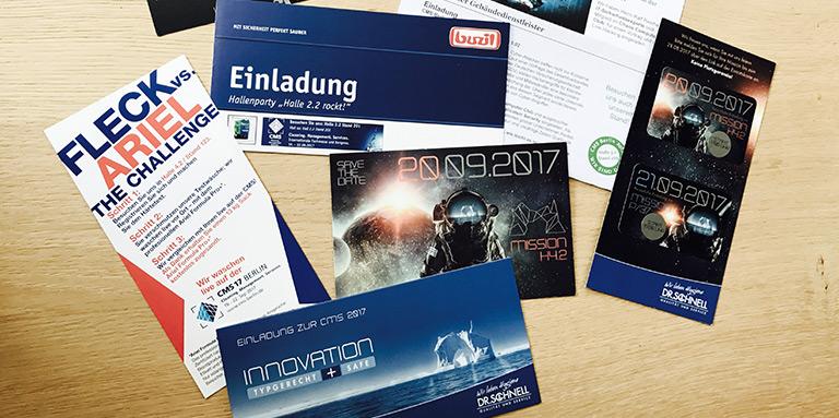 NEUSTE THEMEN UND TRENDS AUF DER CMS 2017 IN BERLIN