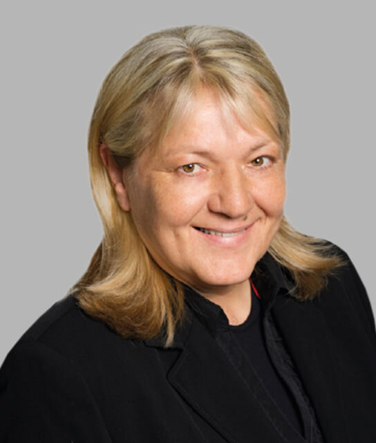 Ursula Sander - Personaldisponentin ADU Personalservice