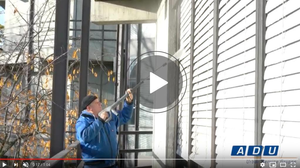 NEUES VIDEO ZUR GLASREINIGUNG AN DER UNIVERSITÄT PADERBORN 1